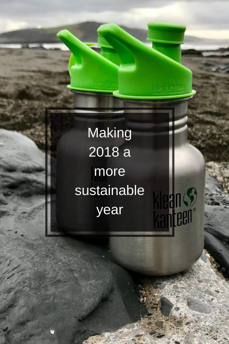 Making 2018 a more sustainable year.